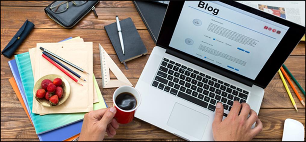 ニュースやお知らせ、 ブログなどを活用